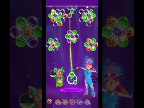 Bubble Witch 3 Saga Level 1452 ~ NO BOOSTERS