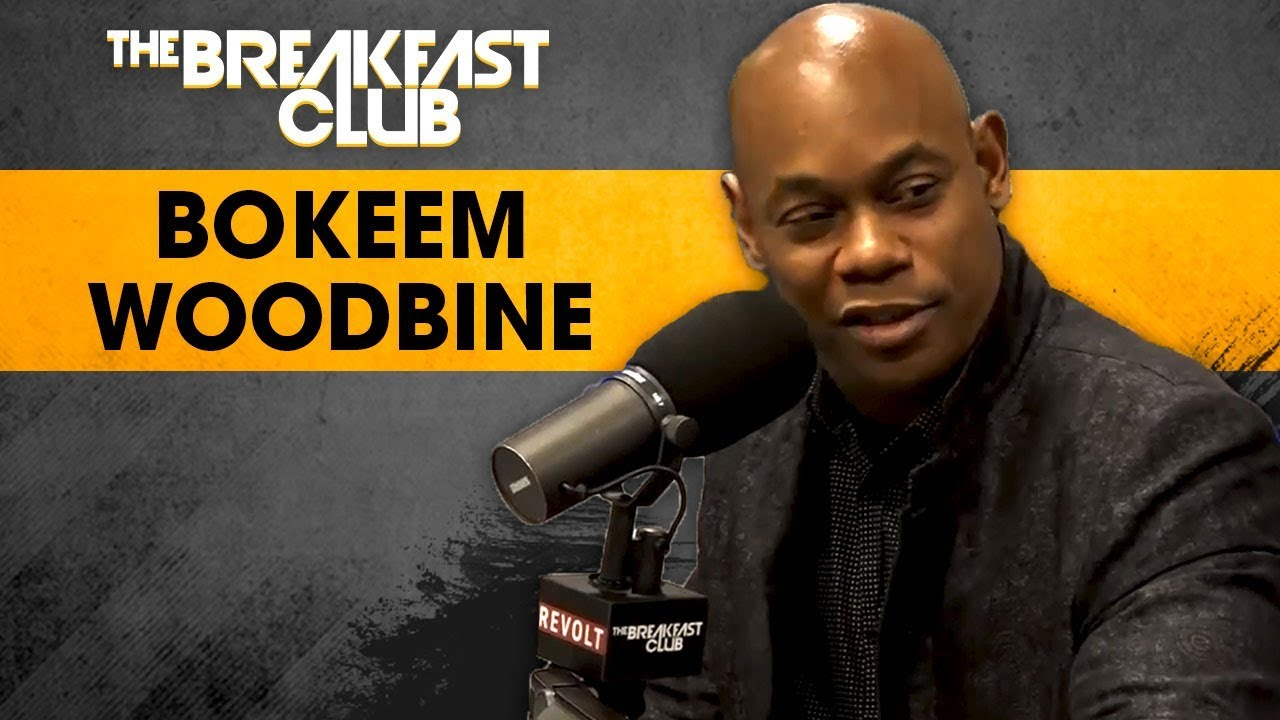 Bokeem Woodbine Talks Old Roles, Getting Out Of A 15-Year