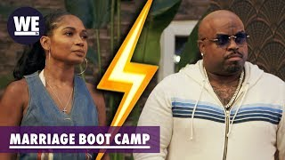 And the Ill Communication Award Goes To...🏆 | Marriage Boot Camp: Hip Hop Edition