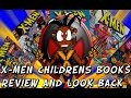 Stupid Movie Mini Review - Random House X-Men Books