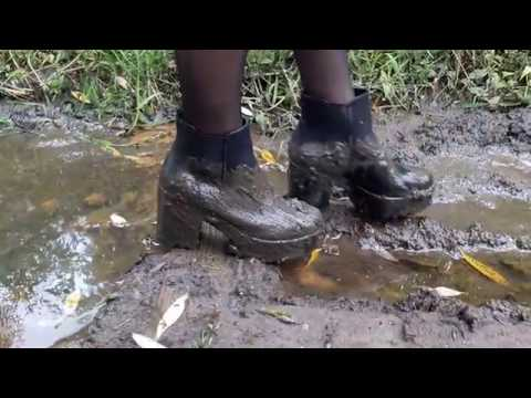 Scene 041 Muddy And Wet Boots Youtube