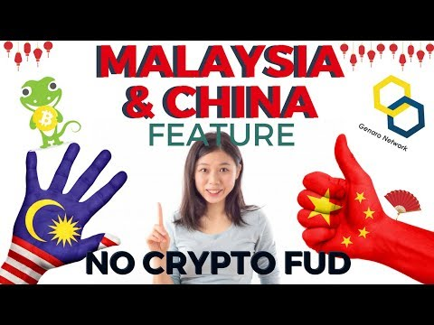 Crypto in China & Malaysia - Bitcoin and Altcoin Asia feat. Larry Liu and Bobby Ong!