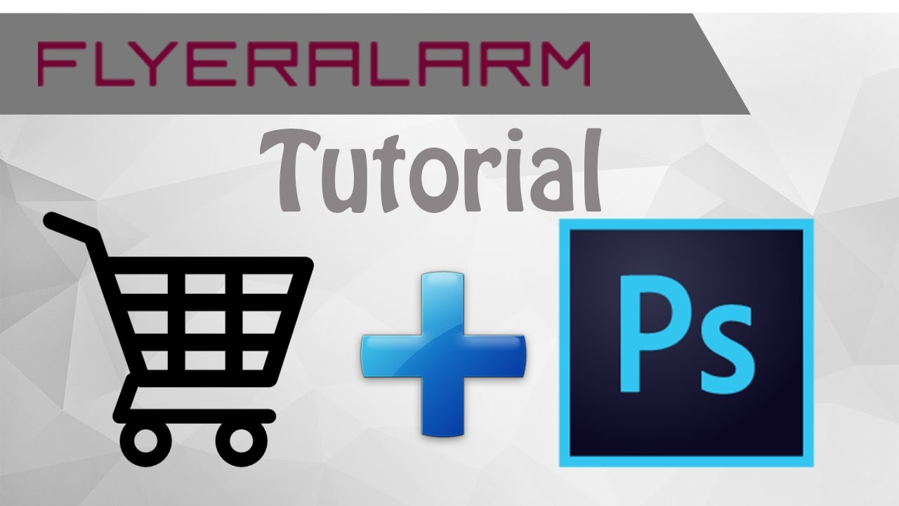 Flyeralarm Order Photoshop Tutorial Deu