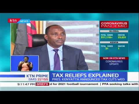 Kenya's Tax Relief Explained In Detail