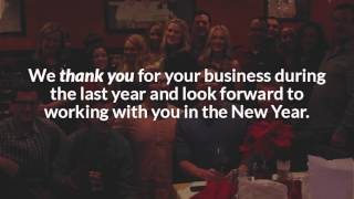 Happy Holidays from Infab