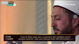 Millet Camii İmamı Adem Kemaneci - 2020 Miraç Kandili