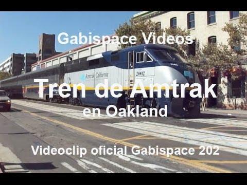 Tren Amtrak - Amtrak Train - Oakland, California (08-09-13) - vog 202