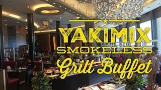 Best Buffets Manila Episode 5: Yakimix Smokeless Grill Greenbelt Makati by HourPhilippines.com