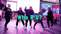 Anderson .Paak | Who R U? | Fly Dance Co | Times Square 2019 (a film by @Calvin_Tigre)