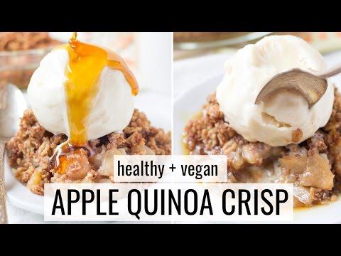 Healthy Apple Crisp Recipe - Healthy Dessert Ideas