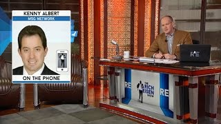 Kenny Albert of MSG Network Calls in to The RE Show - 5/28/15