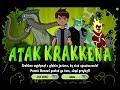 Ben 10 Krakken Atack Games For Kids - Gry Dla Dzieci