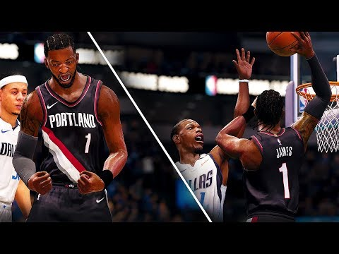 NBA Live 18 The One Career   THIS IS WHY NBA LIVE 18 IS BETTER THAN NBA 2K18!