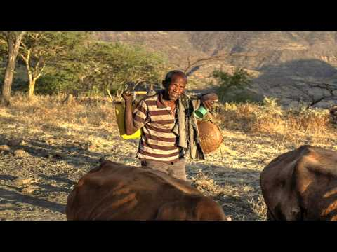 Farming in the Central Highlands of Ethiopia