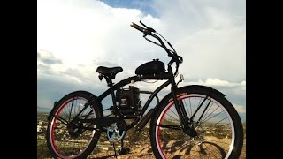 GAS BIKES AND MOTORIZED BICYCLES BY U-MOTO