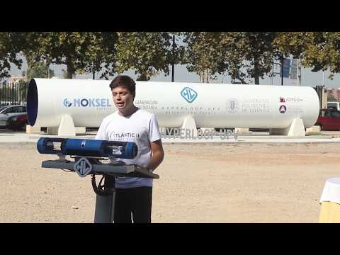 Hyperloop UPV - The Hyper-Track - Spanish' First Hyperloop Research Track