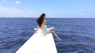 セブ島2日目。 ダイビングをして、無人島へ。 広い海と、心地よい風を...