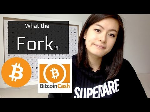 What the Fork?! (Blockchain Forks; Bitcoin v. Bitcoin Cash]