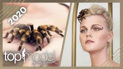 Insektenshooting: Können alle Models ihren Ekel & ihre Angst überwinden? | GNTM 2020 | ProSieben