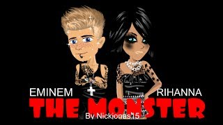Eminem feat. Rihanna - The Monster (MSP VERSION)