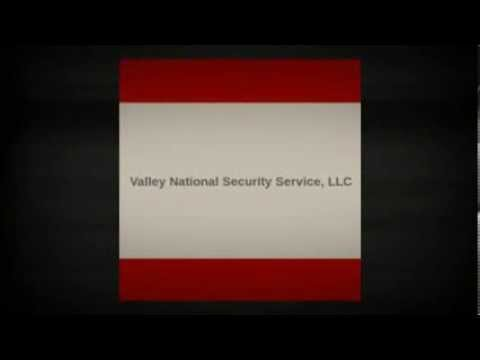 Valley National Security Service Llc Guard Washington Pa