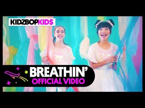 KIDZ BOP Kids - Breathin (Official Music Video) [KIDZ BOP 39]