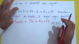 Ebok Ekok Soru Çözümü Şenol Hoca Matematik