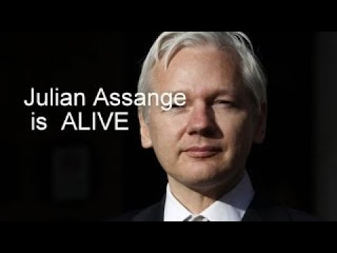 Wikileaks Assange makes live phone appearance from Argentina Conference