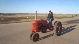 BigIron.com  1940 Case VC Tractor  05-27-15 auction