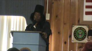 Canaanland Moors presents the Delaware Lectures Part 1