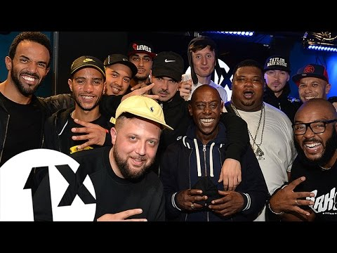 #SixtyMinutesLive - Kurupt FM Takeover feat. Craig David and