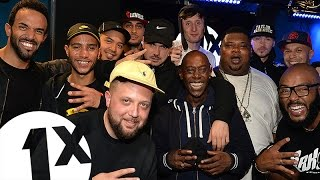 SixtyMinutesLive Kurupt FM Takeover Feat Craig David And More