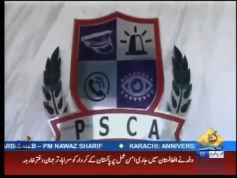 Punjab Sfe Cities Authority Inauguration