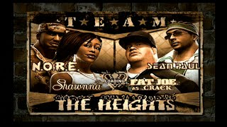 Def Jam Fight For NY (Request) - Team Match at The Heights