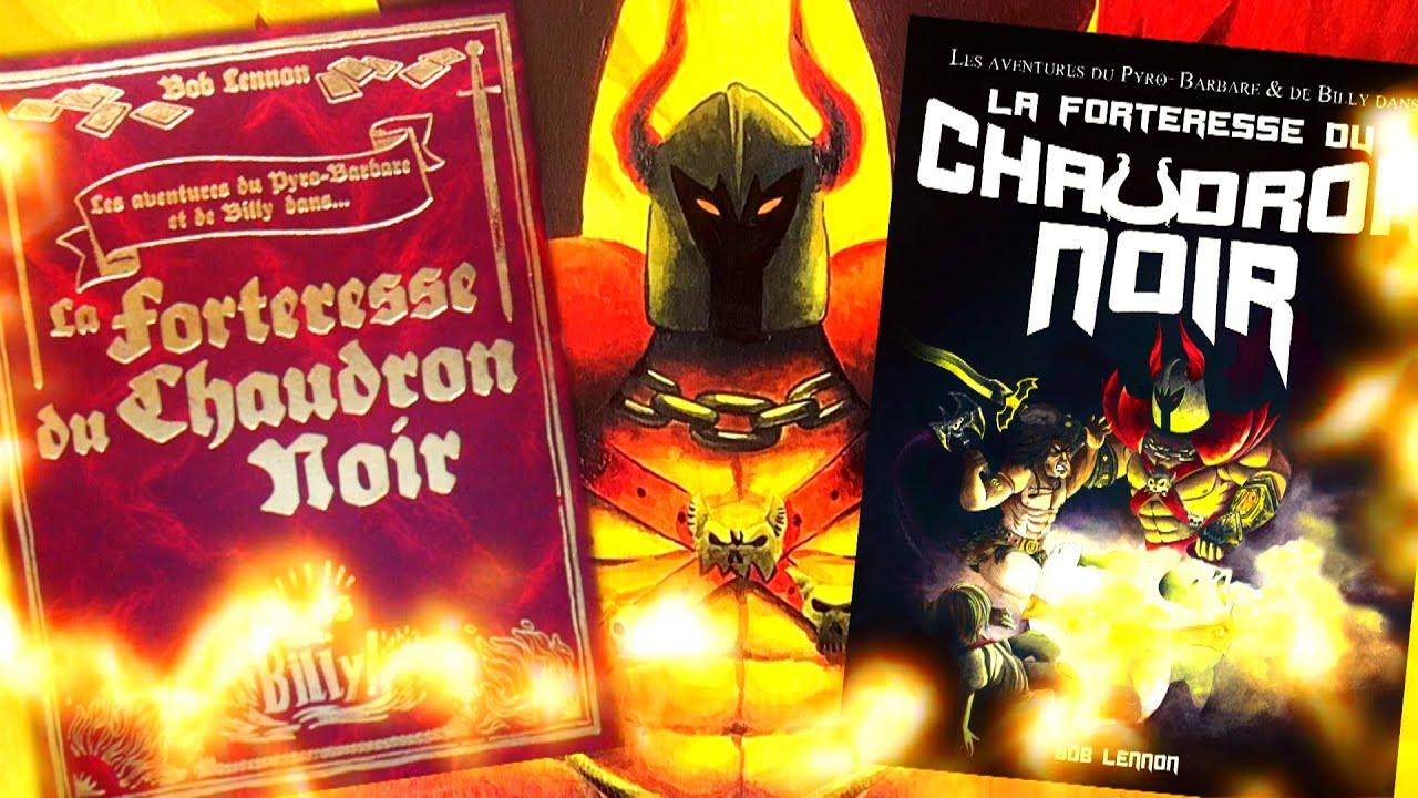 LA LIVRAISON DU CHAUDRON NOIR !!! – INFOS IMPORTANTES = [ALS OP]