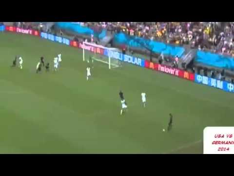 USA VS GERMANY 2014 0 1   ALL GOALS   AMERIKA VS JERMAN 2014   WORLDCUP 2014   YouTube