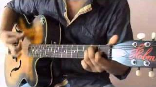 Gaurav - I am gonna miss my college days Guitar cover