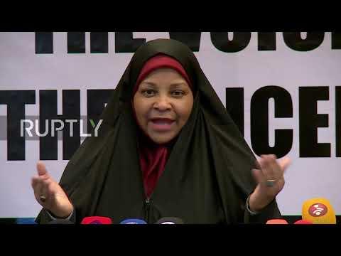 Iran: Press TV reporter Hashemi slams US 'material witness law'
