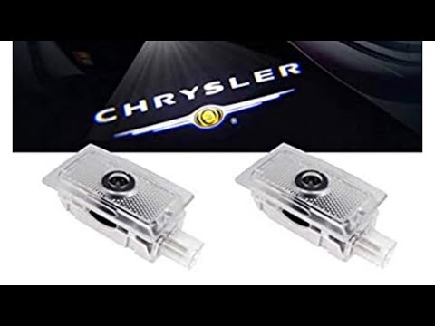 HOW TO INSTALL DOOR PROJECTOR COURTESY LIGHTS | Chrysler 300