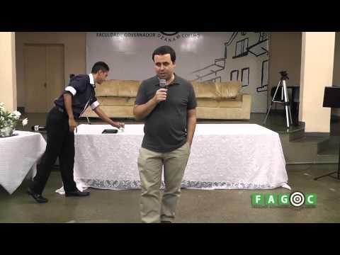 "Palestra ""Profissão Jornalista"" - Ricardo Miranda"