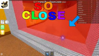 Roblox Epic Minigames- I THOUGHT I WOULD DIE
