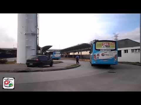 Movimentação de ônibus em Guarulhos #01