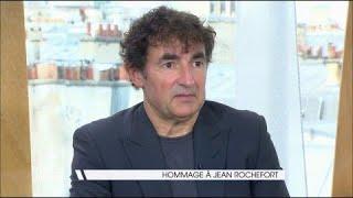 Témoignage d'Albert Dupontel à la disparition de Jean Rochefort