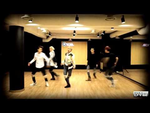 100% - Beat (dance practice) DVhd