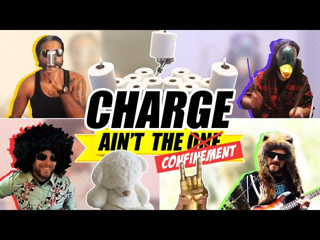 Charge - Ain't The One [Official Music Video]