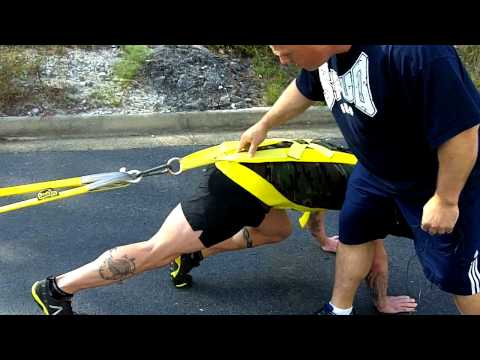 Strongman Harness - Weight Training | Rogue Fitness
