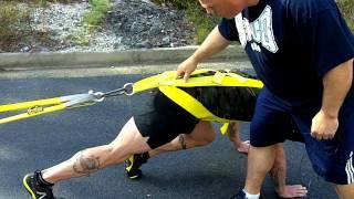 Spud Inc. Strong Man Harness