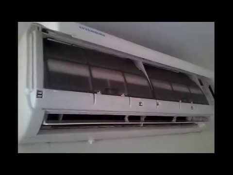 how to fix stinky airconditioner