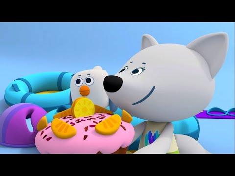 Ми-ми-мишки - все самые летние серии Ми-ми-мишек -  Сборник - мультфильмы для детей