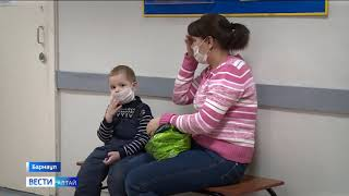 Коронавирус стал чаще проявляться в тяжёлой форме у детей